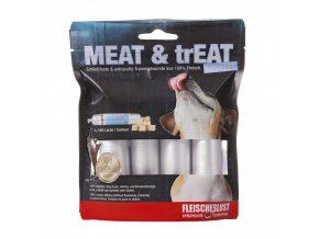MEAT & TREAT SALMON 4x40g