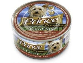 PRINCE PREMIUM 170 G DOG VANNAMEI SHRIMP (pacific tunak s ryzi)
