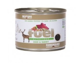 FUEL VITALIZER DEER & RABBIT 200g