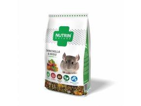 NUTRIN NATURE - ČINČILA A OSMÁK 750 g