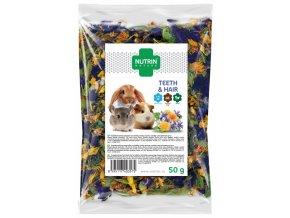 NUTRIN NATURE - TEETH & HAIR 50 g