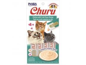 CHURU CHICKEN WITH CRAB 56g 4x14g