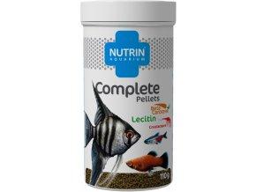 NUTRIN AQUARIUM - COMPLETE PELLETS 110 g (250ML)