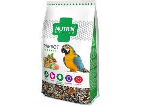 NUTRIN NATURE - PAPOUŠEK 750 g
