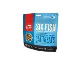 ORIJEN TREATS 6 Fish CAT 35 g