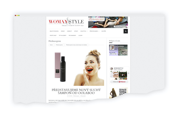 Woman and Style