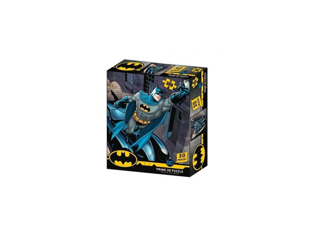 Puzzle 3D Batmobile 300 dílků