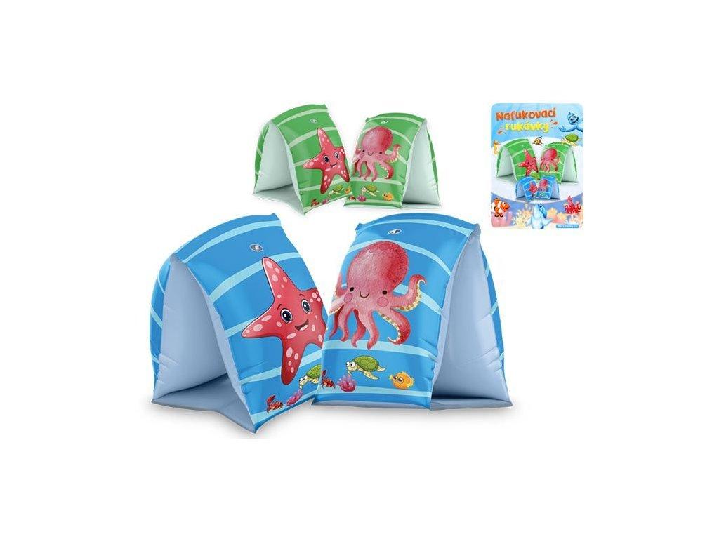 Nafukovací rukávky Frozen 3-6