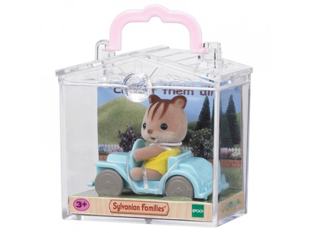 Sylvanian Families Maple Cat Twins 5292 main