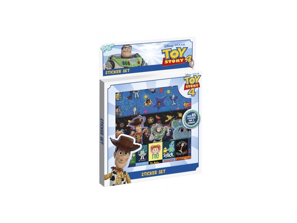 totum stickerset toy story vinyl 145 x 215 cm 4 vellen 315499 1568104630
