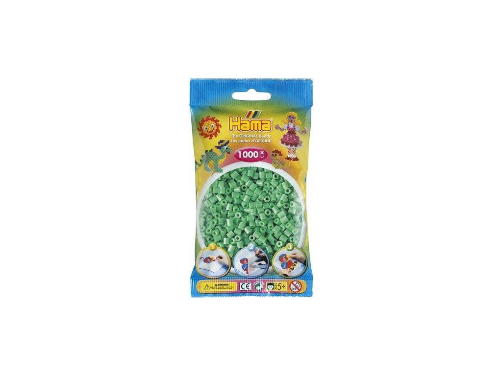 RYI0000101 h207 11 svetle zelene koralky