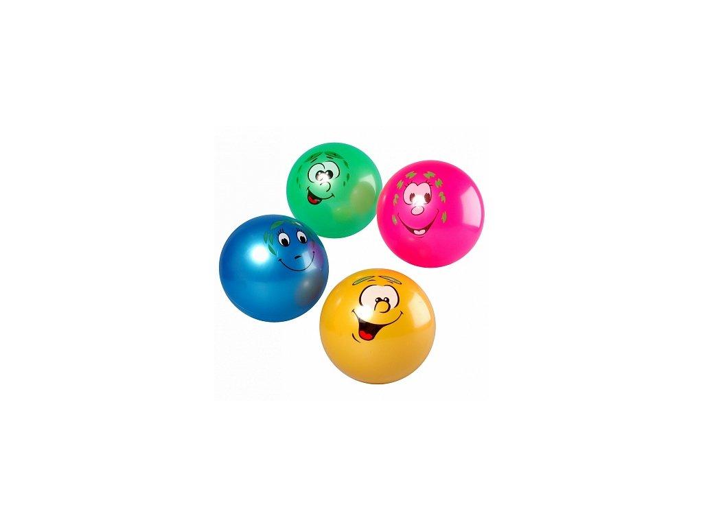 JOHN230295 1 Speelbal Smiley Johntoy