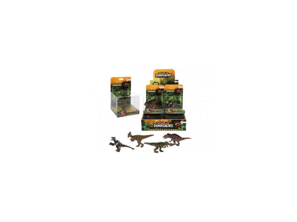 Dinosaurus plast 19cm