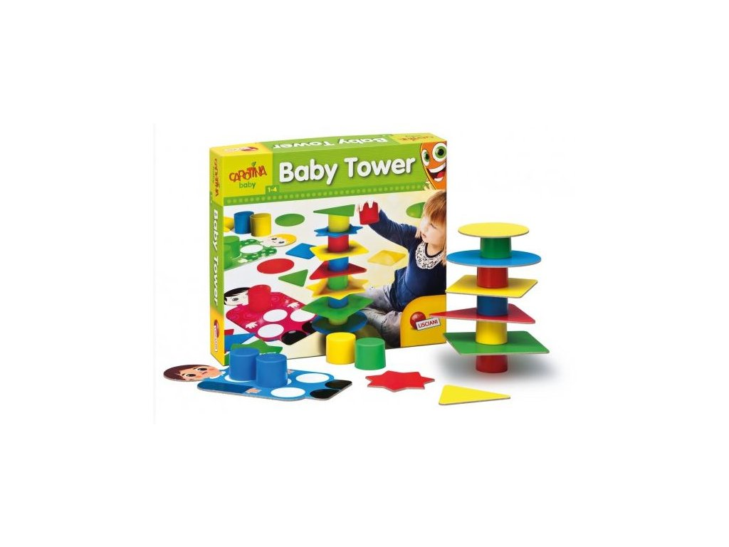 baby tower