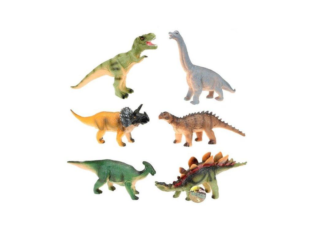 Dino měkčený 48cm