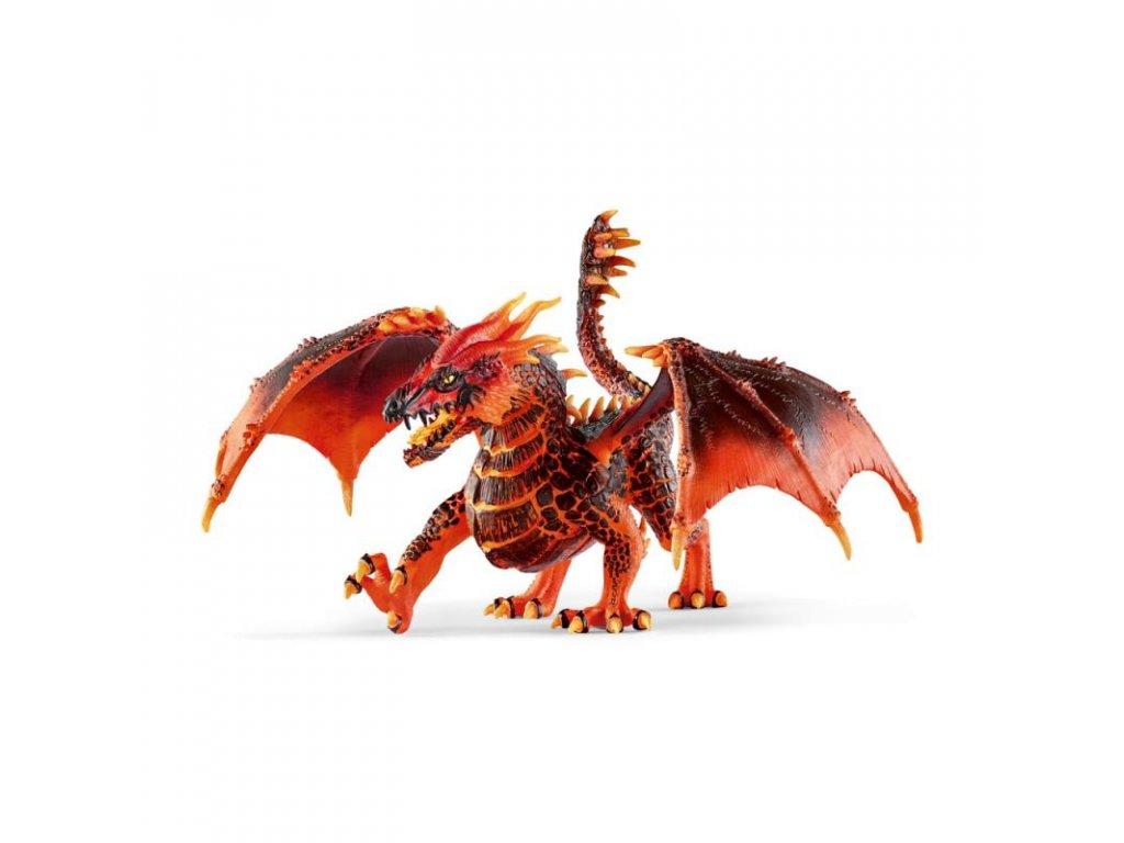 Schleich 70138 - Sopečný drak