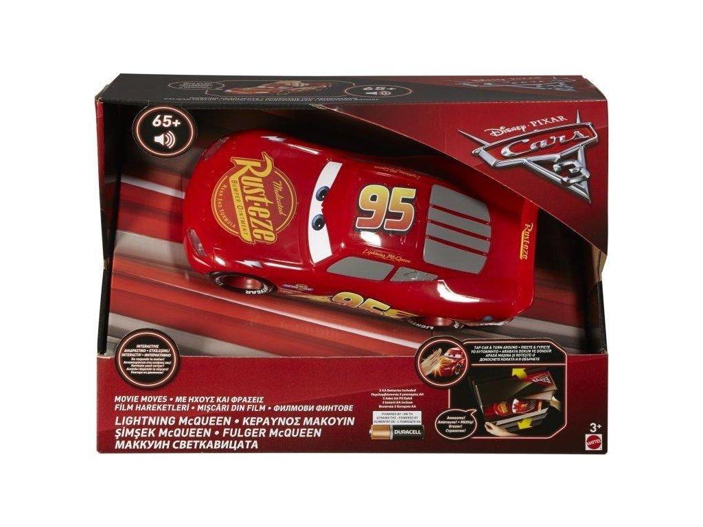 Cars 3: Svítící McQueen