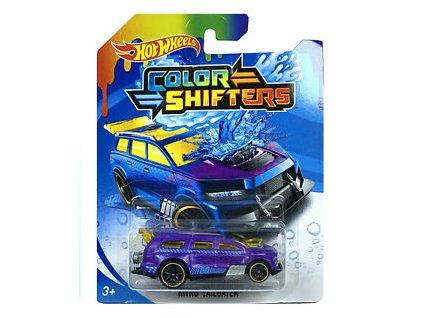 Hot Wheels angličák color shifters