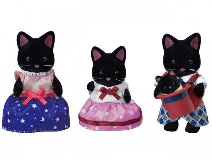 Sylvanian Families 5066 - Baby hedvábné kotě