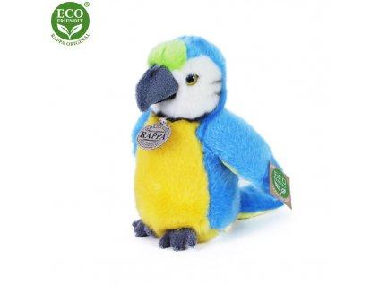 Plyš papoušek Lori červený