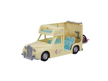 Sylvanian Families 4333 - Zábavný set péče o děťátko