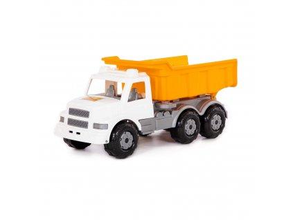 Nákladní auto kovový model 1:50