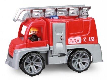 Auto Hasiči Truxx s figurkou 29cm
