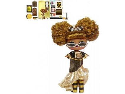 L.O.L. Surprise J.K. Panenka Queen Bee set s doplňky 15 překvapení 1.serie
