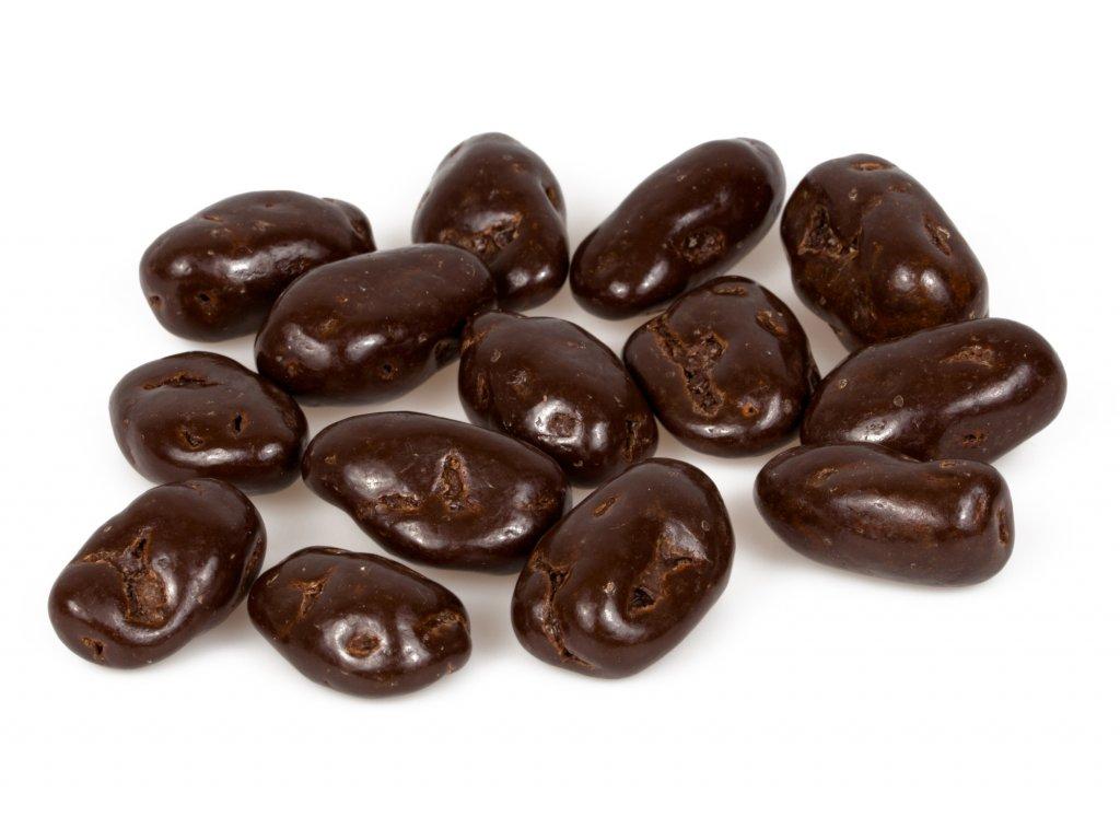 datle v horke cokolade