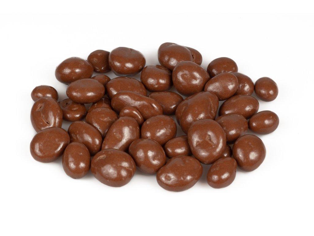 brusinky v mlecne cokolade