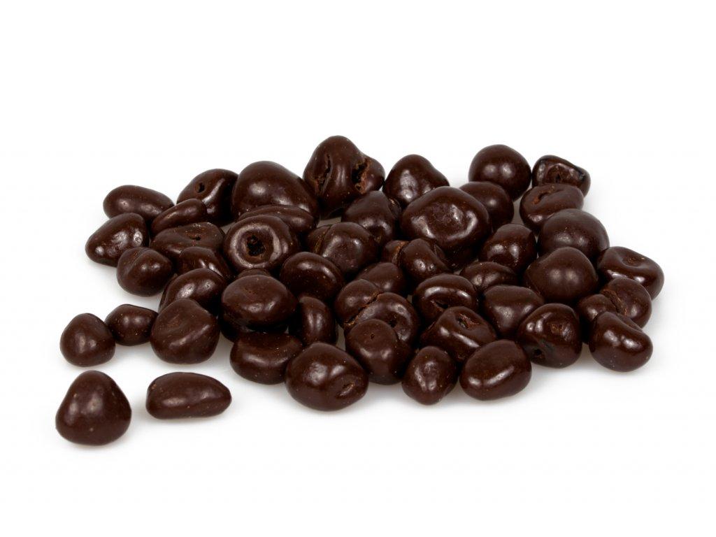 cerny rybiz v horke cokolade