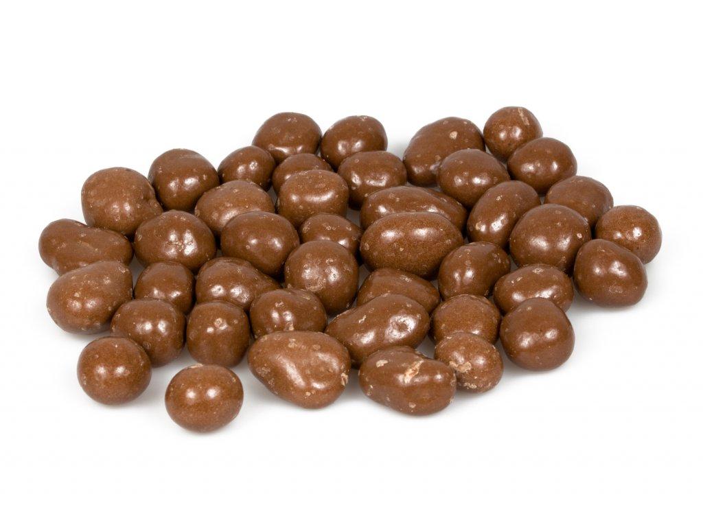 merunky v mlecne cokolade