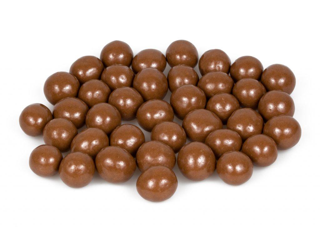 liskova jadra v mlecne cokolade