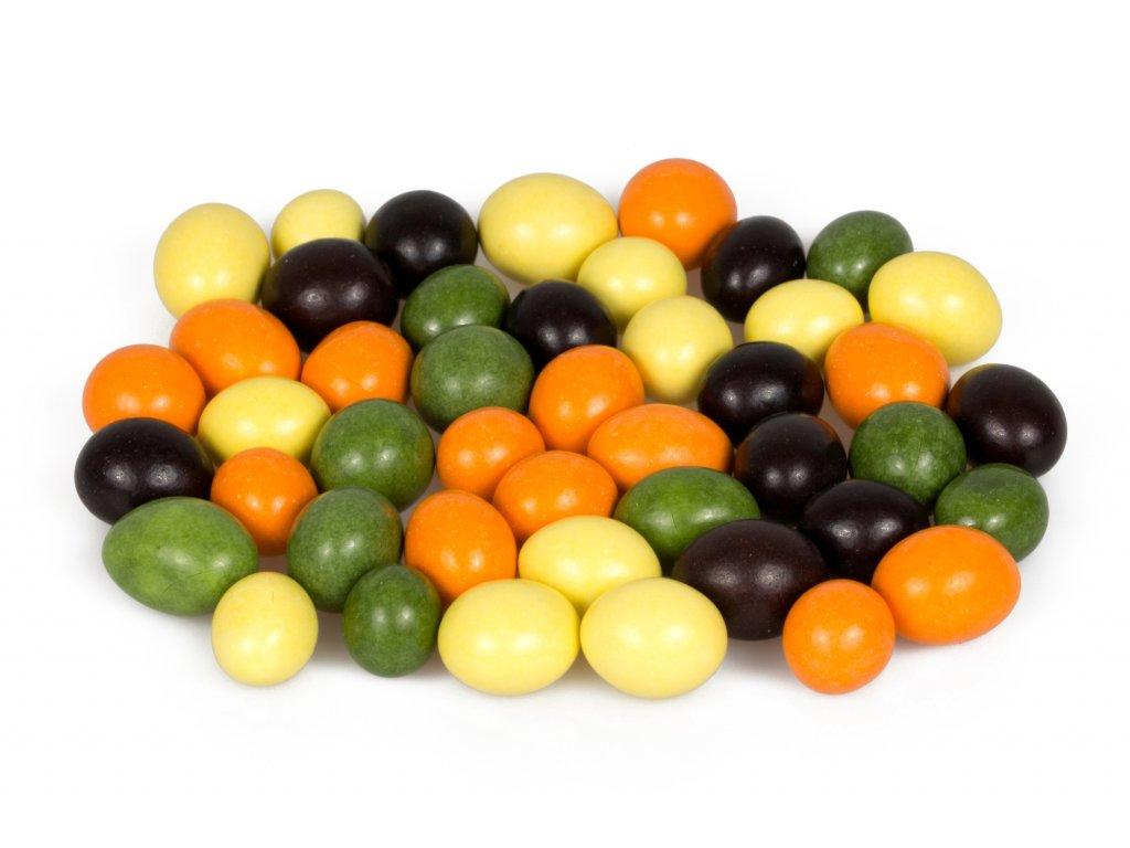 arasidy v barevne poleve
