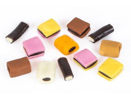 lekorice barevna