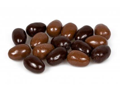 marcipan v cokolade