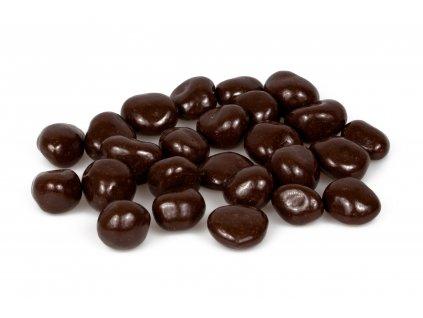 visne v horke cokolade