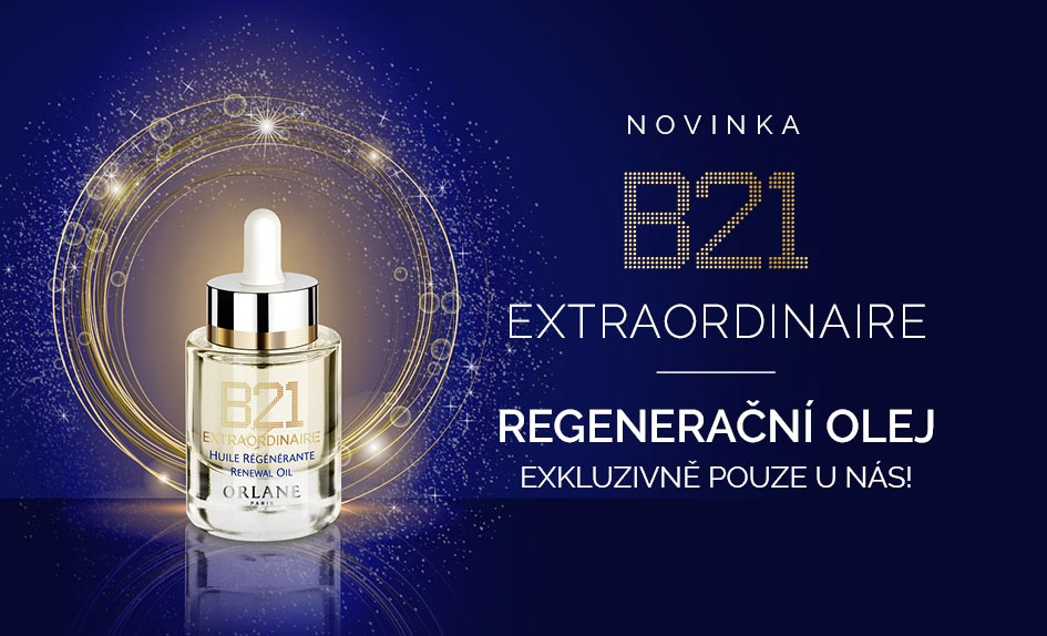 B21 Extraordinaire Regenerační olej
