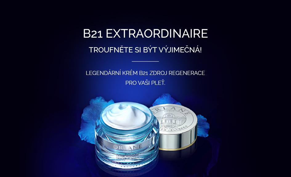 ORLANE B21 EXTRAORDINAIRE