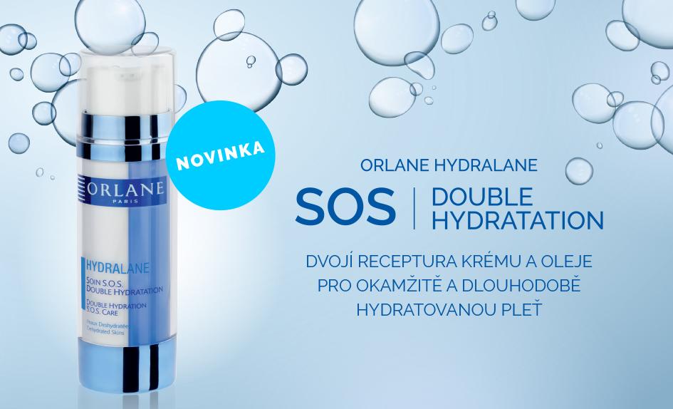 ORLANE Hydralane Double SOS Hydratační Krém