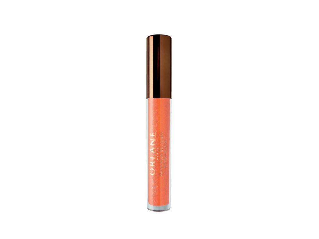 Lesk  na rty N4 Orange  Shinning Lip Gloss N4 Orange