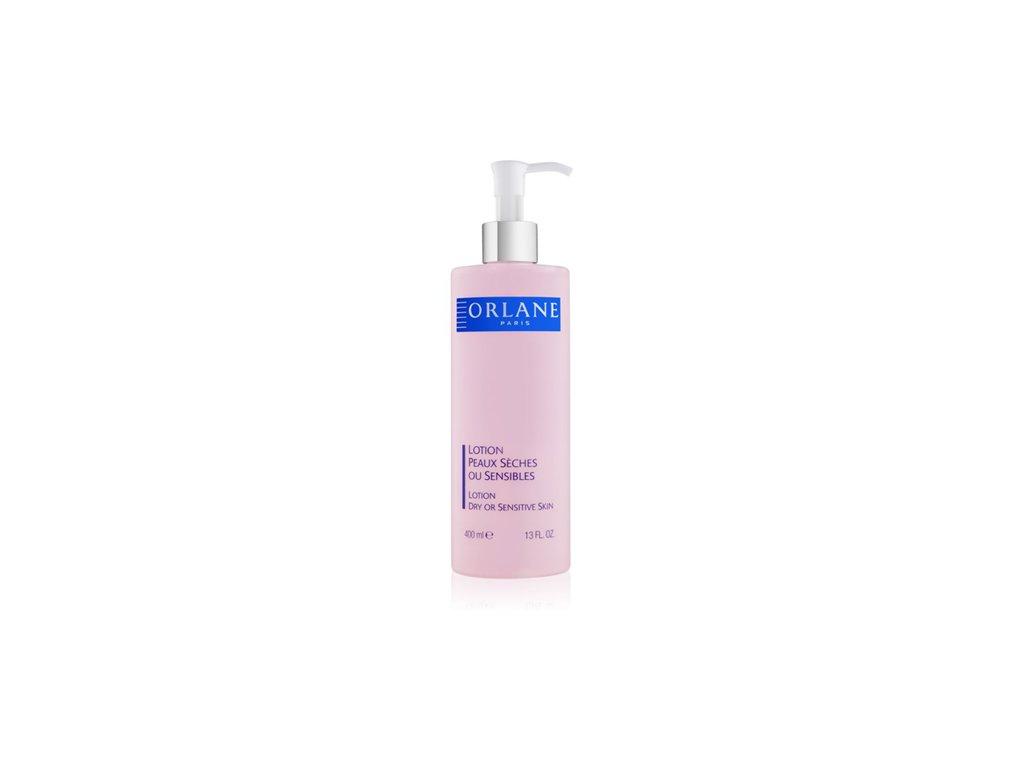 Odličovací tonikum pro suchou a citlivou pleť  Tonic Lotion Dry and Sensitive Skin
