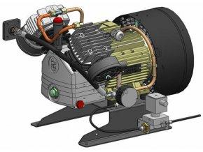 Kompresorové soustrojí EKK 9