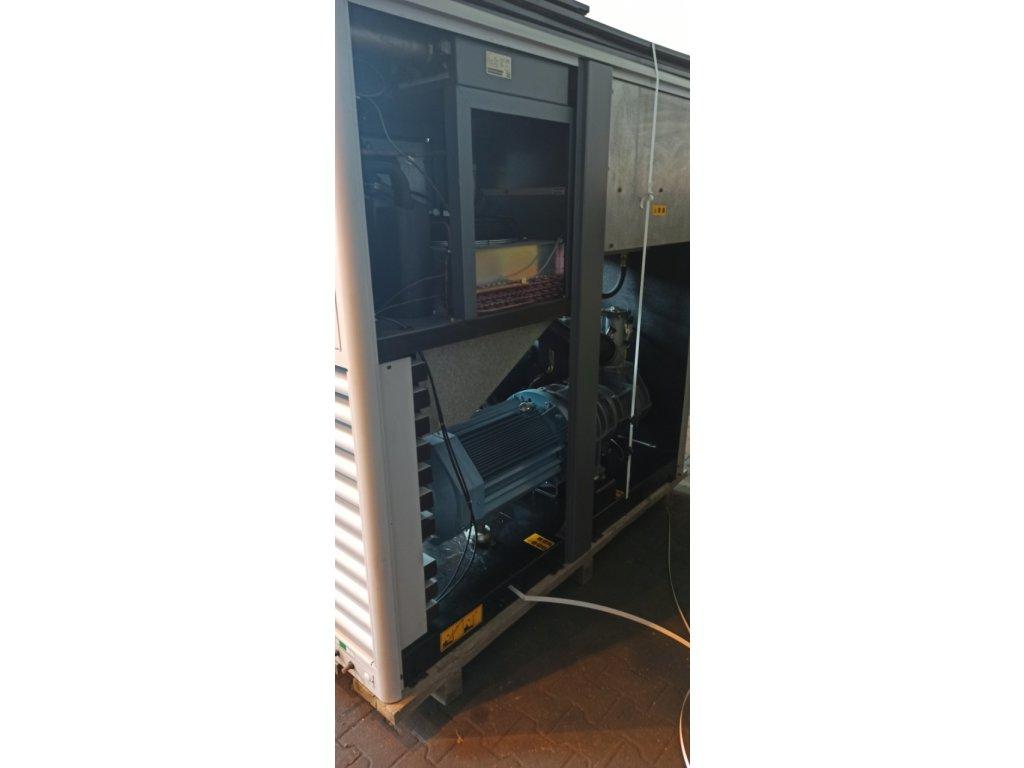 Šroubový kompresor Atlas Copco GA 55 FF se sušičkou