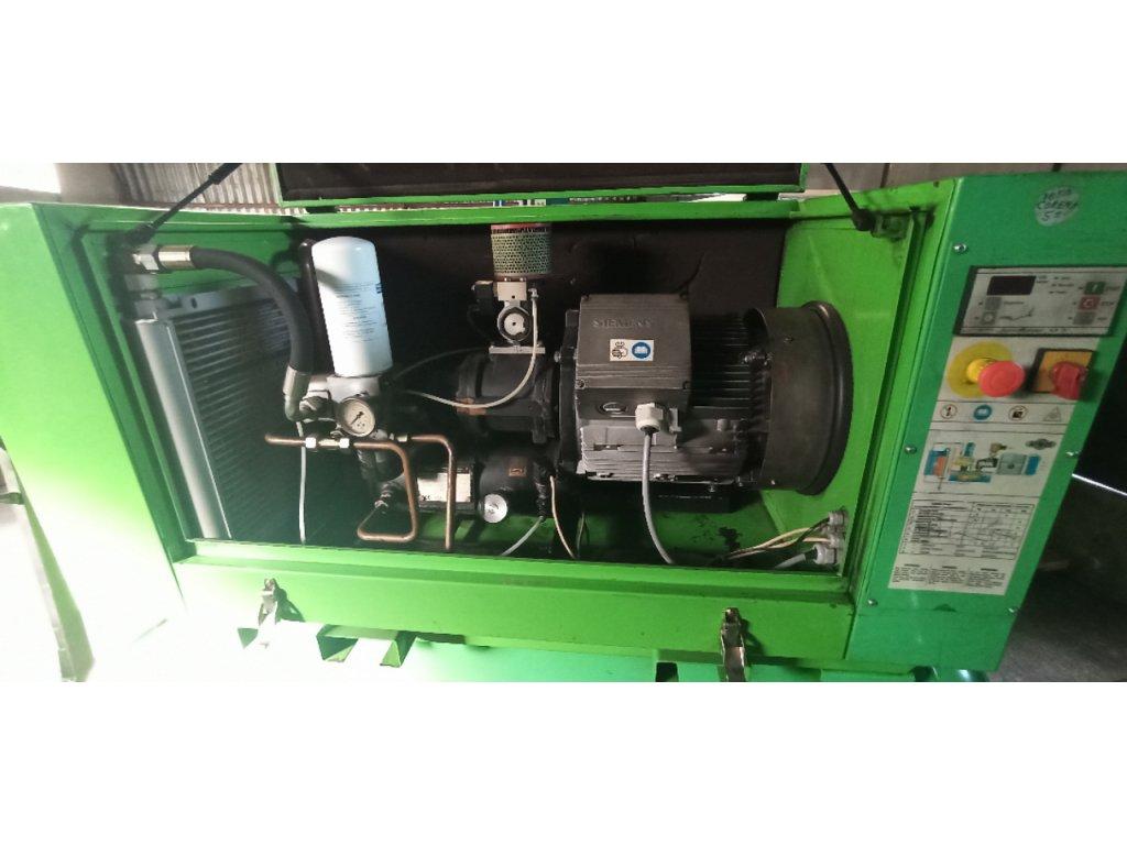Šroubový kompresor ATMOS Albert E.95 KV