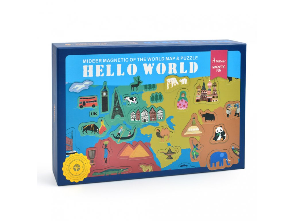 MiD Hello World Map Magnetic 01