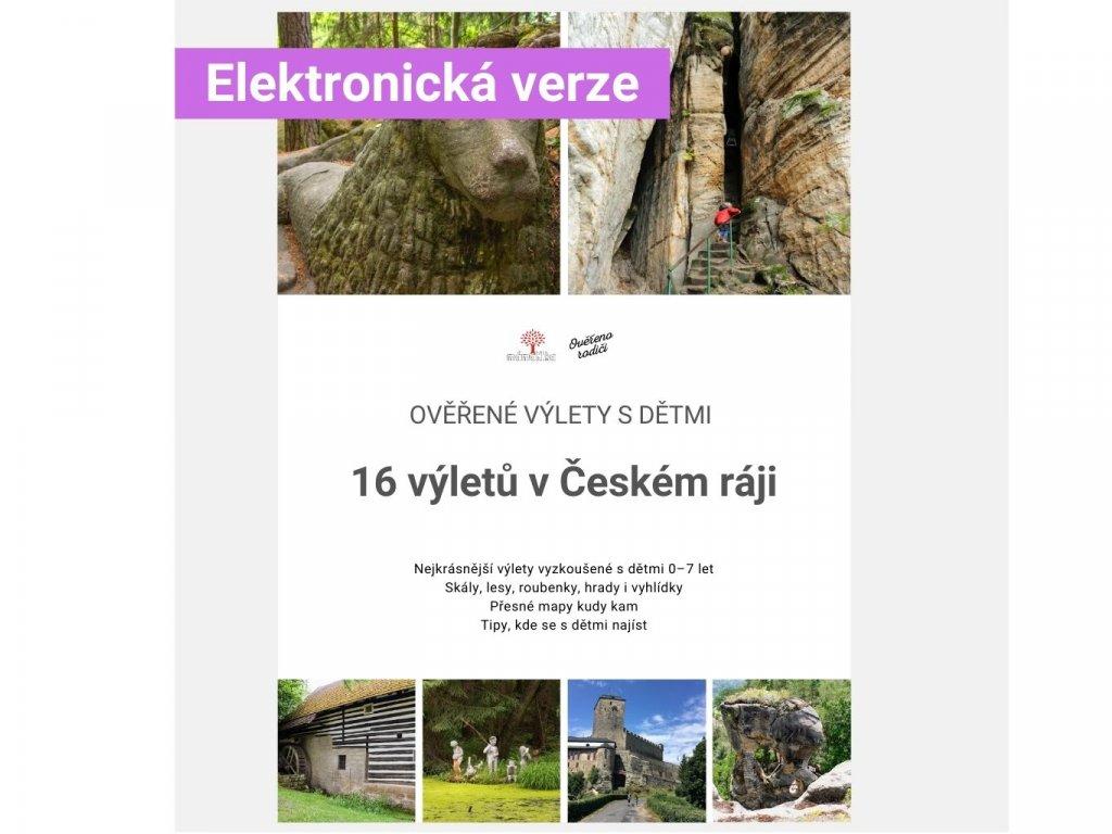 Ebook Český ráj elektronická verze