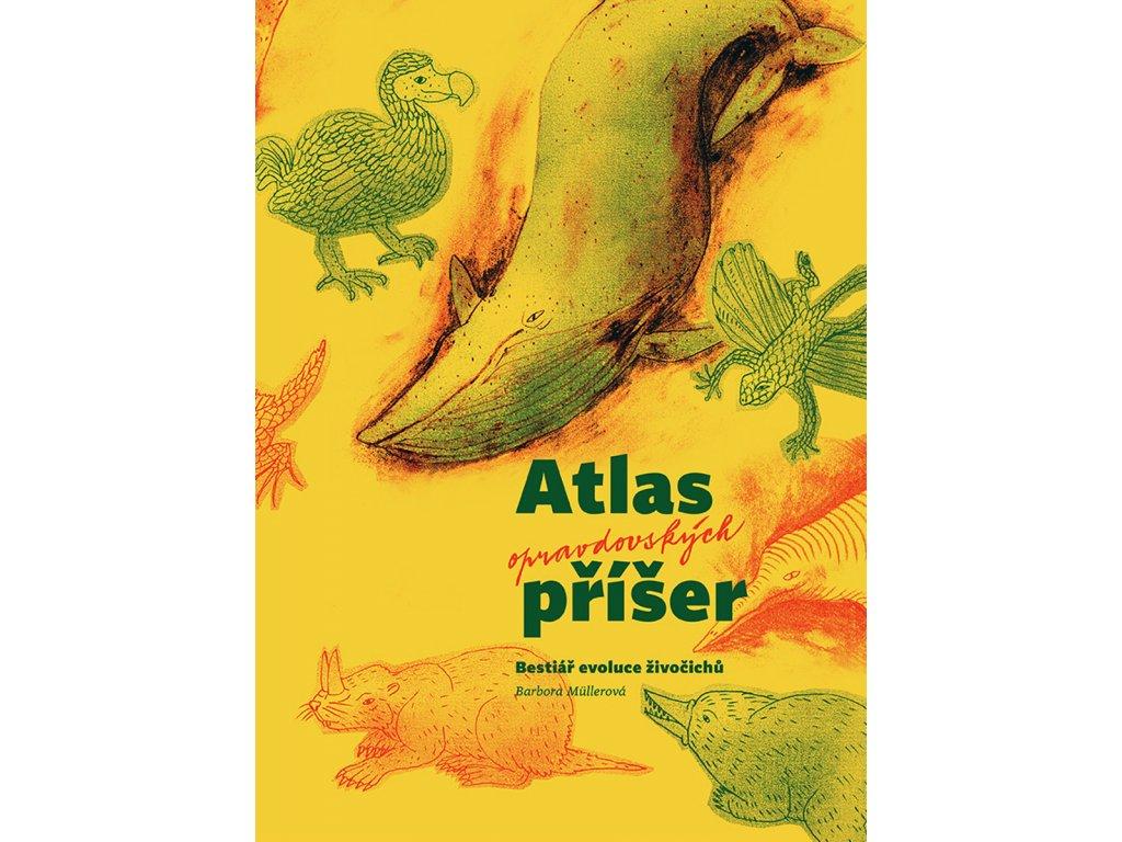Atlas priser obalka nahled