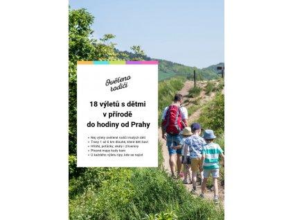 Ebook 18 výletů s dětmi v přírodě do hodiny od Prahy