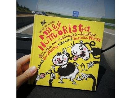 Kniha Malý humorista